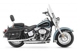 Harley Davidson FLSTC Heritage Softail Classic (2007-08)
