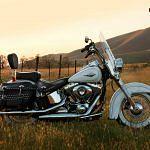 Harley Davidson FLSTC Heritage Softail Classic (2012)