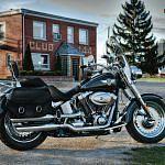 Harley Davidson FLSTF Fat Boy (2012)