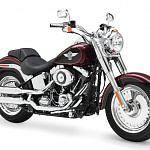 Harley Davidson Softail Fat Boy (2014)