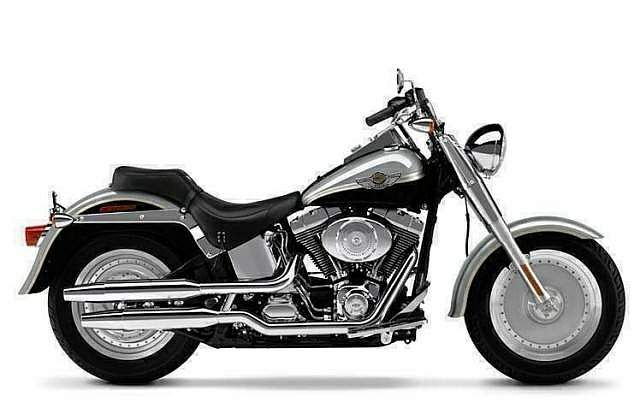 Harley Davidson FLSTF Fat Boy (1996-98)