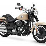 Harley Davidson FLSTF Fat Boy (2014)