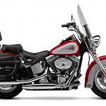Harley Davidson FLSTC Heritage Softail (2005-06)