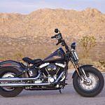 Harley Davidson FLSTS Heritage Springer Classic (2010-11)