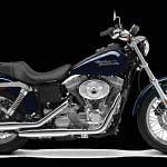 Harley Davidson FXD Dyna Super Glide (1999-00)