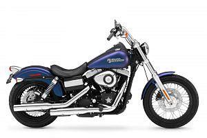 Harley Davidson FXDB Dyna Street Bob (2011-12)