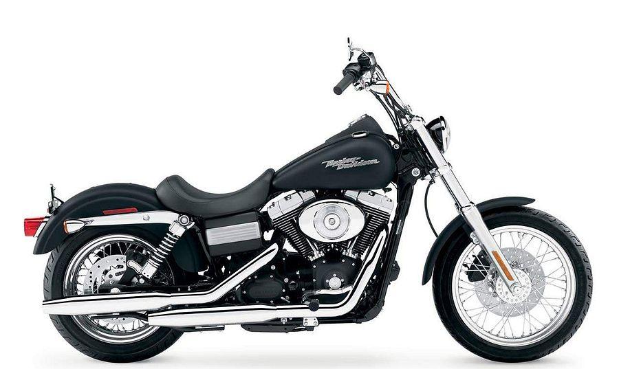 Harley Davidson FXDB/I Dyna Street Bob (2006)