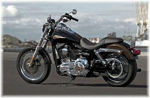 Harley Davidson FXDC Dyna Super Glide Custom 110th Anniversary (2013)