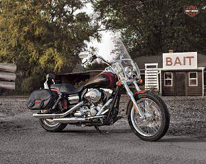 Harley Davidson FXDC Dyna Super Glide Custom (2013)