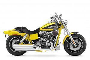 Harley Davidson FXDF Dyna Fat Bob (2009)
