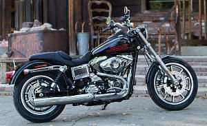 Harley Davidson Dyna Low Rider (2016-17)