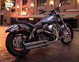 Harley Davidson FXDWG Dyna Wide Glide (2014-15)