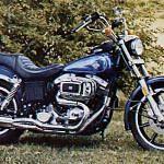 Harley Davidson FXE-F 1340 Fat Bob (1980-85)