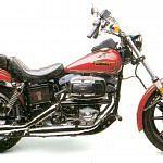 Harley Davidson FXRS 1340 Low Rider (1989)