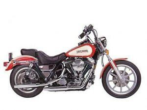 Harley Davidson FXRS 1340 Low Glide (1982-85)