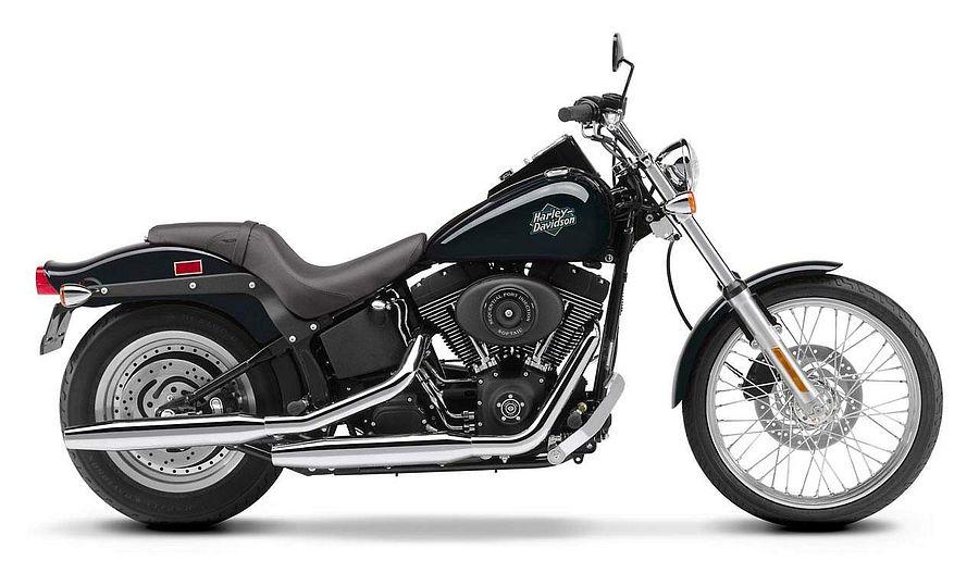 Harley Davidson FXSTBI Softail Night Train (2002-04)