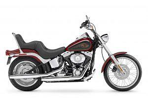 Harley Davidson FXSTC Softail Custom (2007-08)