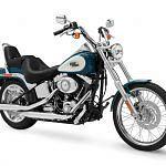 Harley Davidson FXSTC Softail Custom (2009-10)