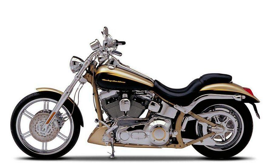 Harley Davidson FXSTDI Softail Deuce (2003)