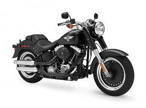 Harley Davidson FLSTFB Softail Fat Boy Lo (2010-11)
