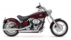 Harley Davidson FXCWC Softail Rocker C (2010)