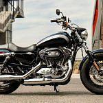 Harley Davidson XL 1200C Sportster Custom (2018-19)