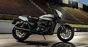 Harley Davidson XG Street Rod (2019)