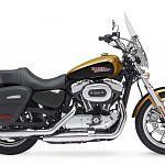 Harley Davidson XL 1200T Superlow (2017)