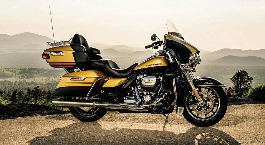 Harley Davidson Ultra Limited (2017-18