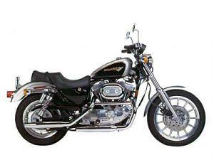 Harley Davidson XL 1200C Sportster Custom (1998-99)