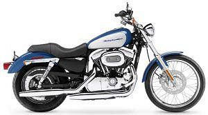 Harley Davidson XL 50 50th Anniversary Sportster Limited
