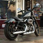 Harley Davidson XL 1200N Nightster (2011-12)