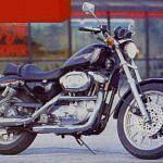 Harley Davidson XL 1200S Sportster Sport (1996-97)
