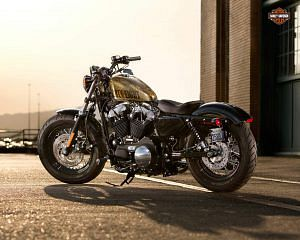 Harley Davidson XL1200 Forty-Eight (2013)