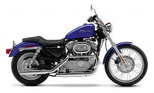 Harley Davidson XL 883 Sportster Custom (2002-03)
