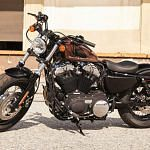 Harley Davidson XL1200 Forty-Eight (2014)