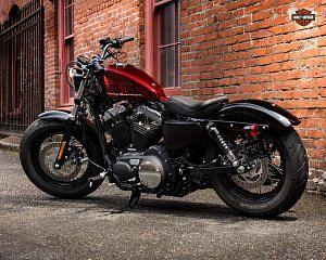 Harley Davidson XL1200 Forty-Eight (2015)