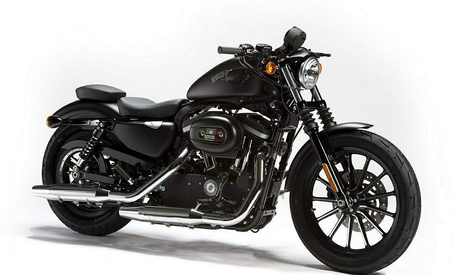 Harley Davidson XL 883N Iron Special Edition (2013)