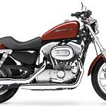 Harley Davidson XL 883L Sportster (2005-06)