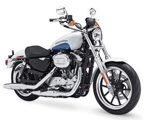 Harley Davidson XL 883L Sportster Super Low (2016-17)