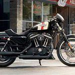 Harley Davidson XL 883N Iron (2013)