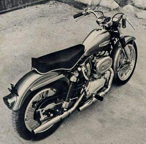 Harley Davidson XLCH 900 Sportster (1965-68)