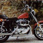 Harley Davidson XLH 1000 Sportster (1979)