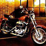 Harley Davidson XLH 1000 Sportster (1980-82)