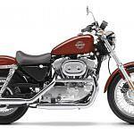 Harley Davidson XL 883 Sportster (1999-02)