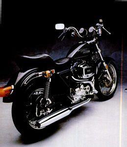 Harley Davidson XLH 1000 Sportster Hugger (1978)