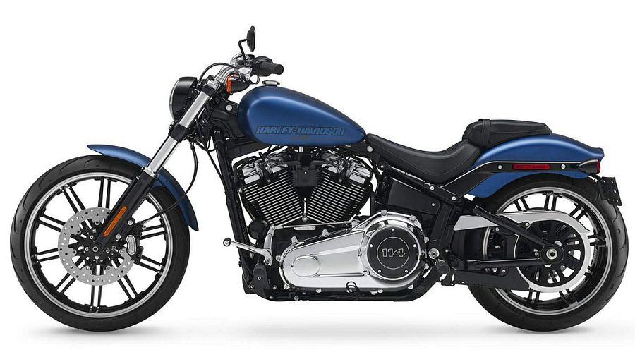 Harley Davidson Softail Breakout 115 Aniversary (2018)