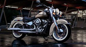 Harley Davidson Softail Deluxe (2018)