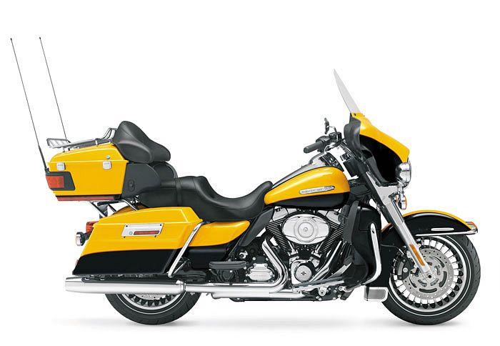 Harley Davidson FLHTK Electra Glide Ultra Limited (2013)