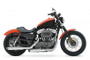 Harley Davidson XL 1200N Nightster (2007-08)